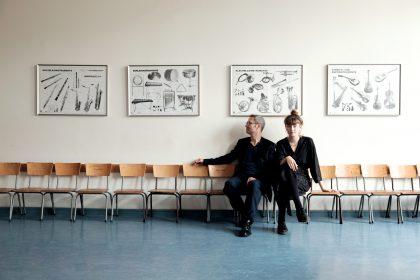 Henning Schmiedt & Tara Nomedoyle