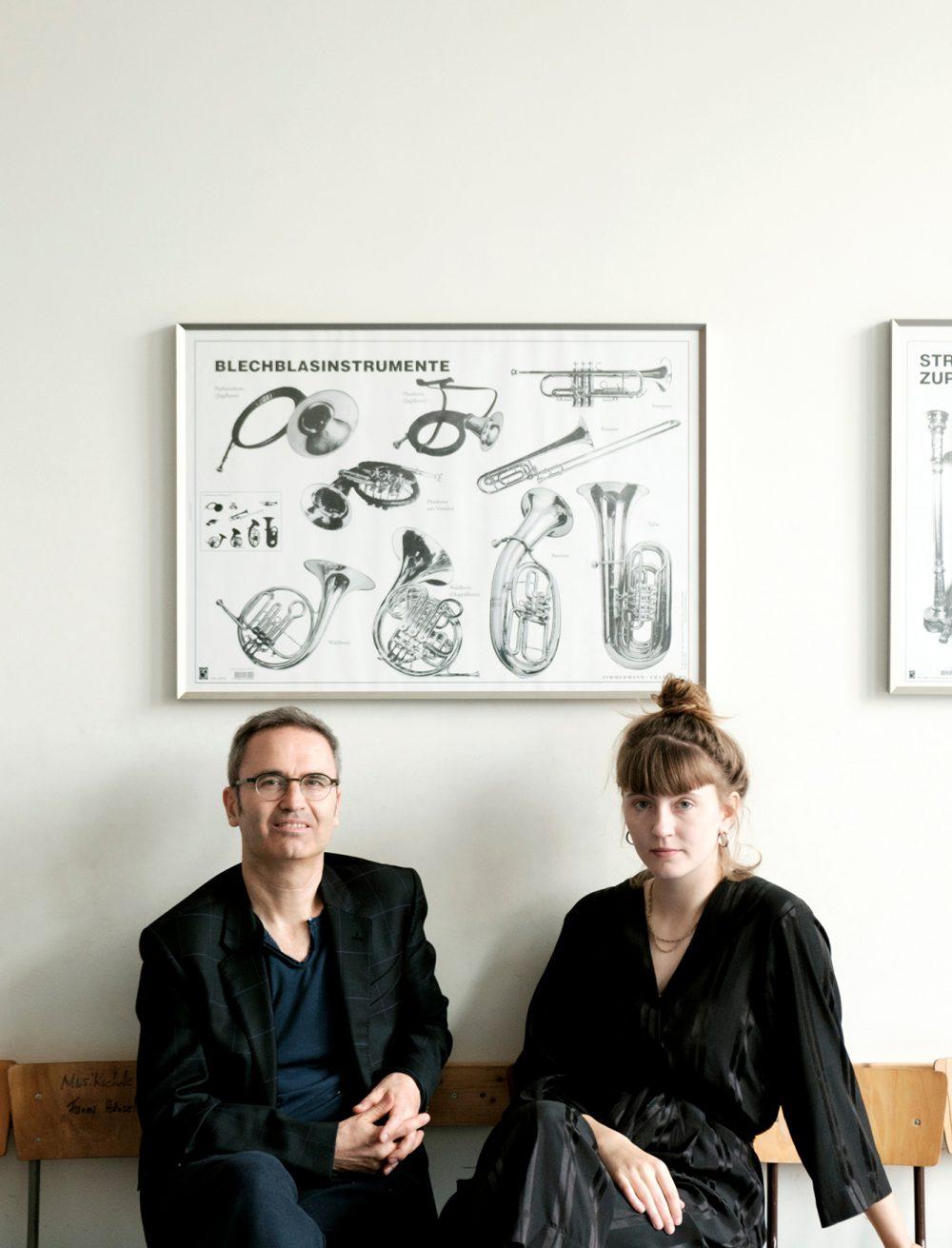 Natsuko Mizushima I Henning Schmiedt & Tara Nomedoyle